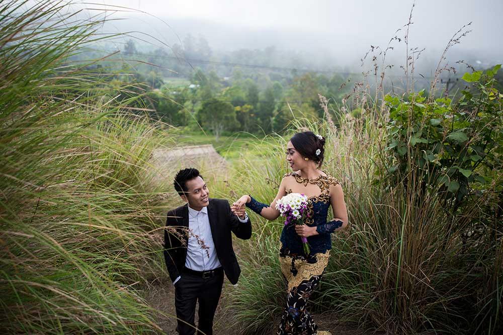 Paket Prewedding Di Bukit Campuhan Bali