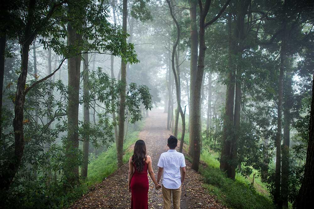 Paket Prewedding Di Hutan Mangrove Bali