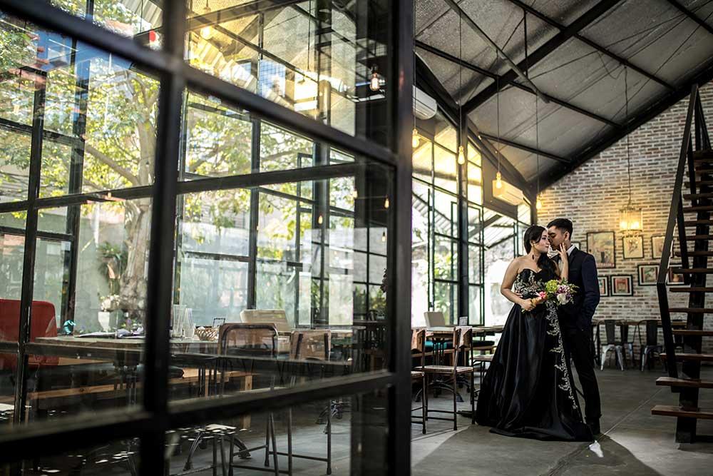 Paket Prewedding Di Pixellate Cafe Bali
