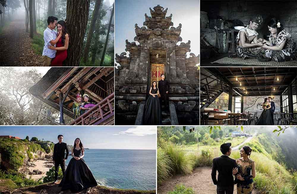 Lokasi Foto Prewedding + Contoh Foto Prewedding Yang Bisa Di Jadikan Inspirasi