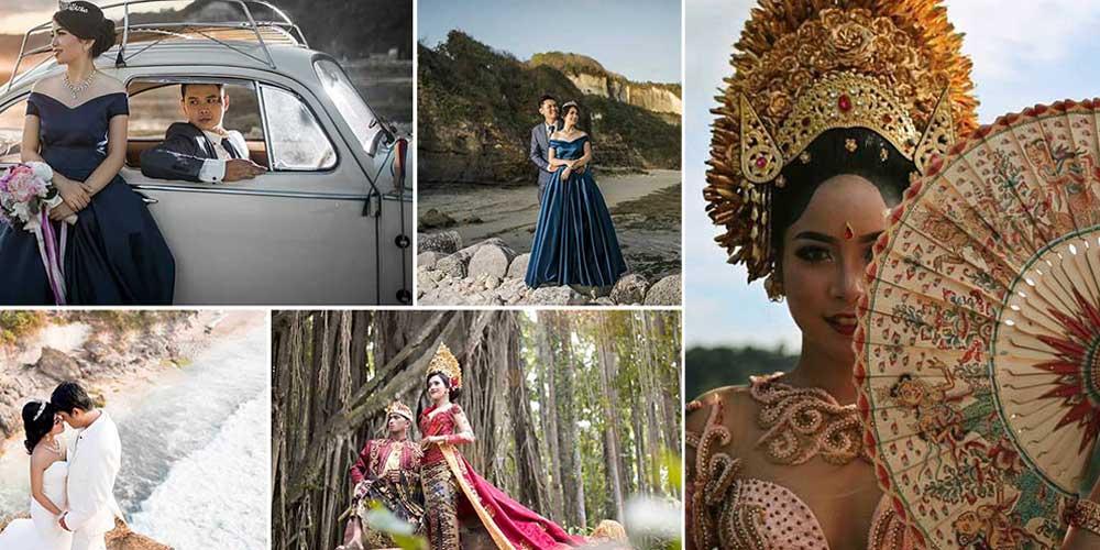 Paket Prewedding Hemat dan Paling Murah di Bali
